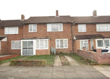 Thumbnail 2 bedroom terraced house to rent in Vanbrough Crescent, Northolt
