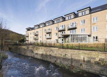 Thumbnail 1 bed flat for sale in Leedham Court, Victoria Road, Hebden Bridge, West Yorkshire
