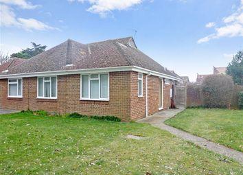 Thumbnail 2 bed semi-detached bungalow for sale in Heghbrok Way, Bognor Regis, West Sussex