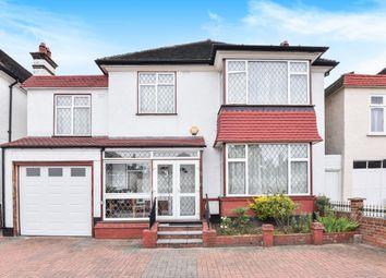 Thumbnail 5 bed detached house for sale in De Montfort Road, London