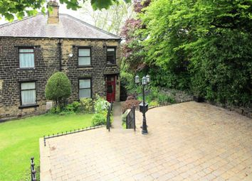 Thumbnail 2 bed semi-detached house for sale in Hough Top, Leeds
