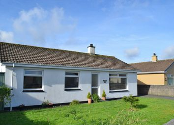 Thumbnail 3 bed detached bungalow to rent in Tregrea Estate, Beacon, Camborne