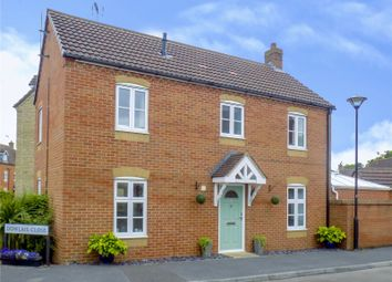 Thumbnail 3 bed detached house for sale in Dowlais Close, Oakhurst, Swindon