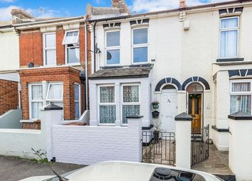 Thumbnail 4 bed terraced house to rent in Chaucer Road, Gillingham