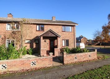 Thumbnail 2 bed semi-detached house for sale in Sladwell Close, Grantchester, Cambridge