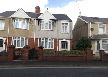 Thumbnail 3 bed semi-detached house for sale in Depot Road, Cwmavon, Port Talbot, West Glamorgan