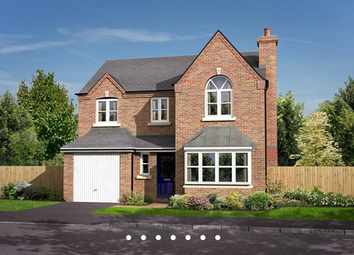 Thumbnail 4 bed detached house for sale in The Bramhall, Two Gates, Tamworth