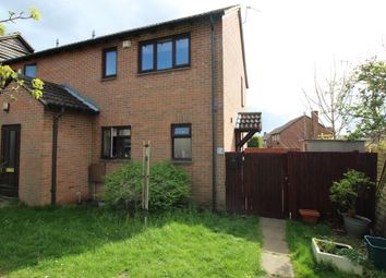 Thumbnail 1 bedroom maisonette for sale in Porlock Place, Calcot, Reading