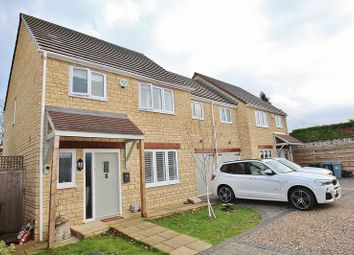 Thumbnail 4 bed semi-detached house for sale in Crawley Road, Witney