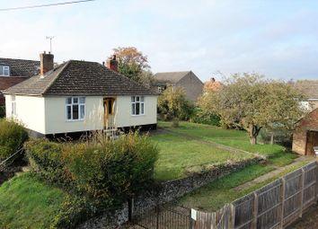 Thumbnail 2 bed detached bungalow for sale in Horsecroft Road, Bury St. Edmunds