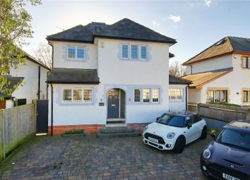 Thumbnail 4 bed detached house to rent in Broom Road, Teddington
