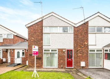 Thumbnail 3 bed end terrace house for sale in School Lane, Elton, Chester