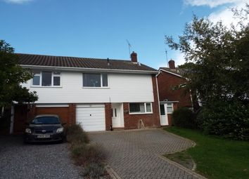 Thumbnail 3 bed property to rent in Buriton Road, Winchester