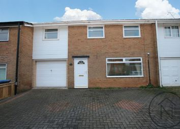 Thumbnail 3 bed terraced house for sale in Defoe Crescent, Newton Aycliffe