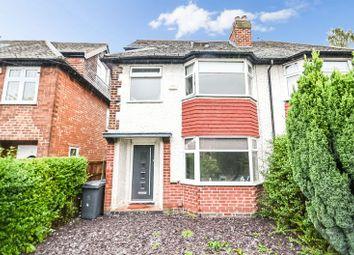 Thumbnail 4 bed semi-detached house for sale in 4 Ashworth Avenue, Nottingham