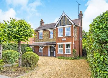 Thumbnail 4 bedroom detached house for sale in Ingrave Road, Brentwood