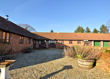 Thumbnail 3 bed barn conversion to rent in Foulsham Road, Hindolveston, Dereham