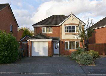 Thumbnail 4 bed detached house to rent in Soane Close, Wellingborough