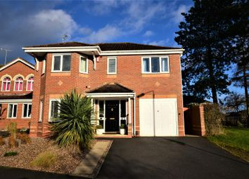Thumbnail 4 bed detached house for sale in Wren Way, Mickleover, Derby