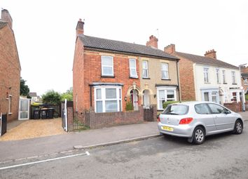 Thumbnail 3 bed semi-detached house for sale in Stuart Road, Kempston, Bedford