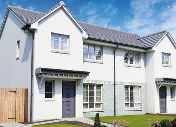 "Thumbnail 3 bed semi-detached house for sale in ""The Carrick"" at Dale Avenue, Cambuslang, Glasgow"