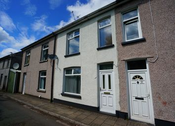 Thumbnail 2 bed terraced house for sale in Mill Terrace, Risca, Newport