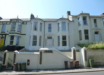 Thumbnail 1 bed flat for sale in Alexandra Road, Mutley, Plymouth