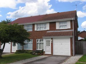 Thumbnail 3 bed semi-detached house to rent in Grasmere Road, Farnborough