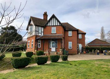 4 bed detached house for sale in Ipswich Road, Woodbridge IP12