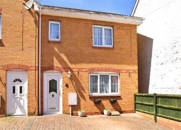 Thumbnail 3 bed semi-detached house for sale in Kings Road, East Cowes, Isle Of Wight