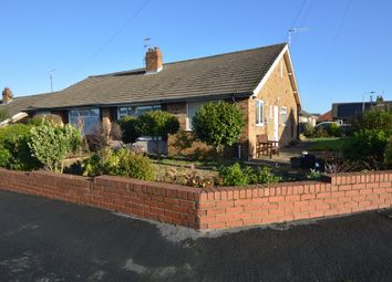 Thumbnail 2 bed semi-detached bungalow for sale in St. Marks Close, Scarborough