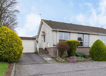 Thumbnail 2 bedroom bungalow for sale in Osnaburgh Court, Dairsie, Fife
