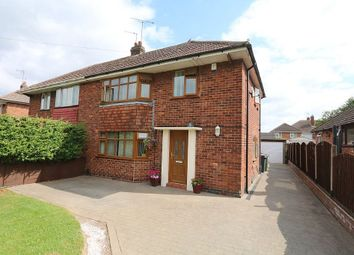 Thumbnail 3 bed semi-detached house for sale in Nuneaton Road, Bulkington, Bedworth, Warwickshire