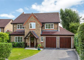 Thumbnail 4 bed detached house for sale in The Hall Way, Littleton, Winchester, Hampshire