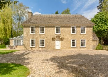 Thumbnail 4 bed detached house for sale in The Derry, Ashton Keynes, Wiltshire