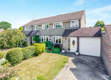 Thumbnail 4 bed semi-detached house for sale in Wych Elms, Park Street, St. Albans