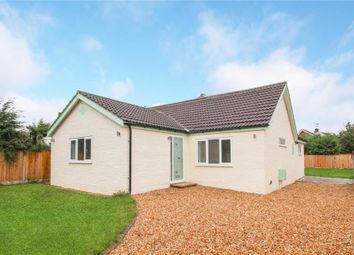 Thumbnail 4 bed bungalow for sale in Sykes Lane, Saxilby, Lincoln
