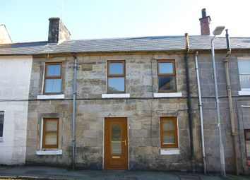 Thumbnail 2 bed terraced house for sale in Leven Road, Sanquhar