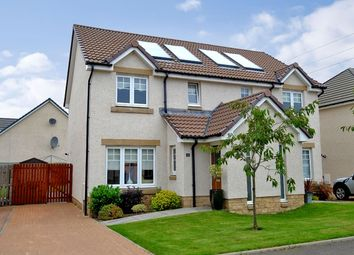 Thumbnail 3 bed semi-detached house to rent in Mackie Way, Elrick, Aberdeenshire