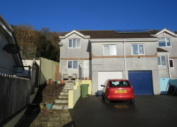 Thumbnail 4 bed semi-detached house for sale in Long Meadow Close, Plympton, Plymouth