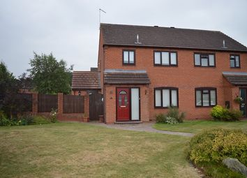 Thumbnail 3 bed semi-detached house for sale in Croft Way, Market Drayton