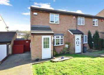 Thumbnail 2 bedroom end terrace house for sale in Shanklin Close, Walderslade, Kent