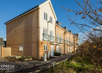 Thumbnail 3 bed end terrace house for sale in Cornflower Way, Minster On Sea, Sheerness, Kent