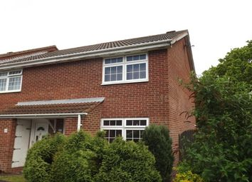 Thumbnail 2 bedroom end terrace house to rent in Monarch Close, Locks Heath, Southampton