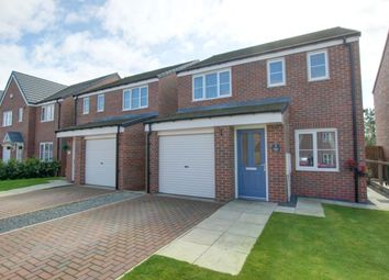 Thumbnail 3 bed detached house for sale in Bramble Close, Houghton Le Spring