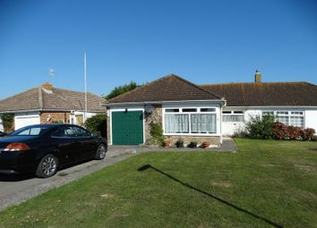Thumbnail 3 bed semi-detached bungalow for sale in Gainsborough Drive, Selsey, Chichester
