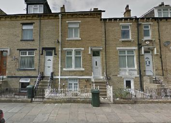 Thumbnail 4 bed terraced house to rent in Leamington Street, Bradford
