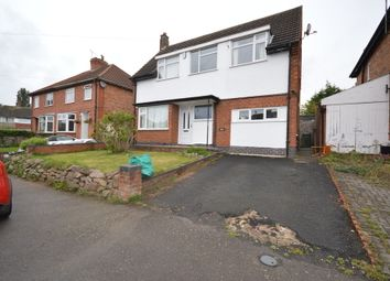 Thumbnail 3 bed shared accommodation to rent in Queen Street, Oadby, Leicester, Leicestershire