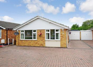 Thumbnail 4 bed detached bungalow for sale in Toppesfield Avenue, Wickford, Essex