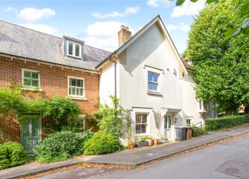 Thumbnail Semi-detached house for sale in Mill Lane, Wherwell, Andover, Hampshire